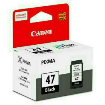 Canon Cartridge PG 47 Black Original