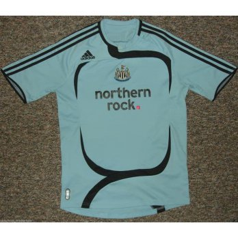 JERSEY RETRO ORIGINAL NEWCASTLE UNITED AWAY 2007-2008