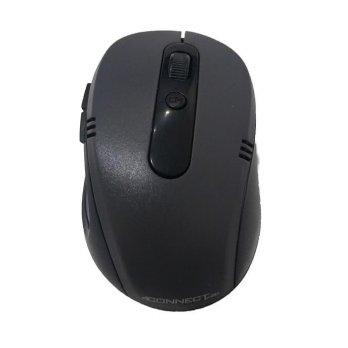 4connect Optical Wireless 2.4GHz mouse Free battery 3A x2