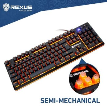 Rexus Keyboard Gaming Battlefire KX2