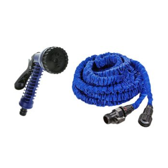 Xhose Expandable Magic Hose Selang Air Taman Elastis 50 Ft 15 Meter