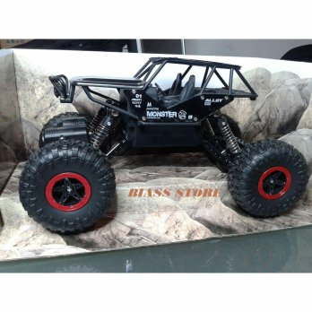 RC Rock Climber 2.4G 4WD Monster Alloy Road Vehicle 1/16 Fresh Cool