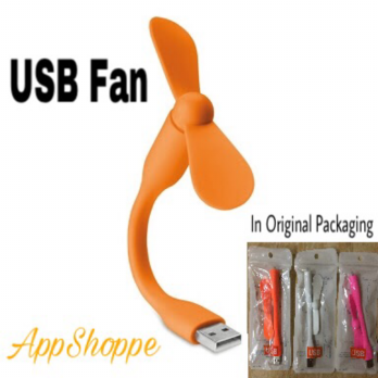 USB FAN Portable Detachable Plug & Play Mini USB Fan