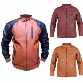 [Best Seller] Jaket Kulit Pria Fashion Style & Casual