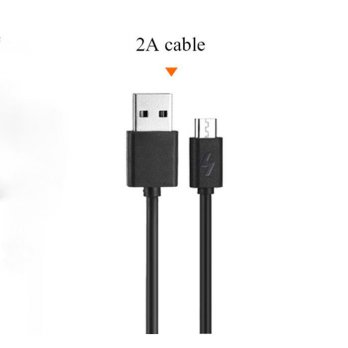 Xiaomi Data Cable Black 2 A Kabel Data Micro Usb Hitam Original