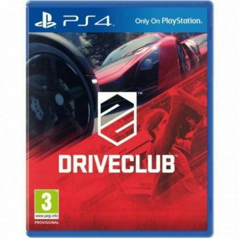 Sony - Bluray Game PS4 Driveclub