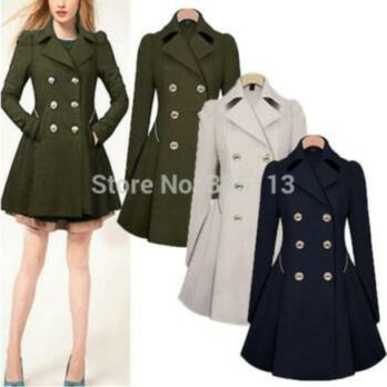 mantel jaket long coat WINTERGIRLS