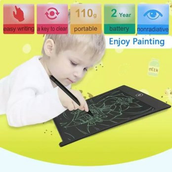 Promo Lcd W Riting Tablet 10 Inches Tablet Tulis Hapus
