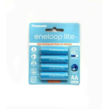 HOT PROMO!!! Battery Panasonic Eneloop Lite 1000mAh AA 4pcs
