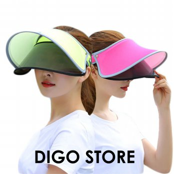 TOPI ANTI UV TOPI PANTAI TOPI GOLF TOPI TENNIS DOUBLE VISOR