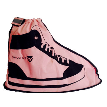 FUNCOVER New 2016 Warna PINK Cover Shoes Jas Hujan Sepatu