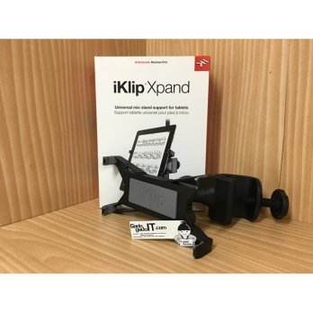 iKlip Xpand Universal Stand Mic Docking Support For Tablet 7
