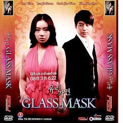 DVD Original Serial Korea Glass Mask Ep 91 - 122 End