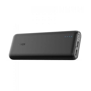 POWERBANK ANKER POWERCORE 10000MAH FAST QUICK CHARGE PUTIH ORIGINAL