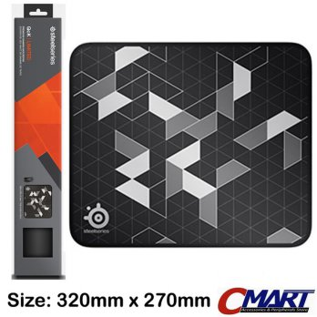 steelseries QcK Limited Premium Gaming Mousepad 320 x 270 - 63400