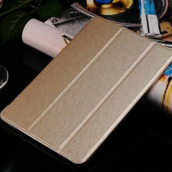 SMART COVER IPAD MINI 1/2/3 CASE MINI2 SOFTCASE MINI3 ORIGINAL GOLD MN