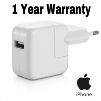 APPLE POWER ADAPTER CHARGER MODEL A1357 10W FOR iPHONE