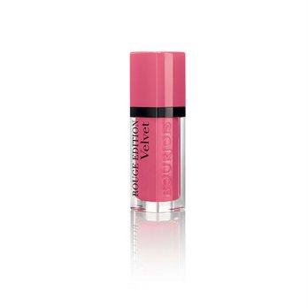 BOURJOIS ROUGE EDITION VELVET No 11 SO HAP PINK