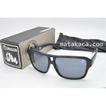 Kacamata Sunglass Dragon The Jaw Full Hitam