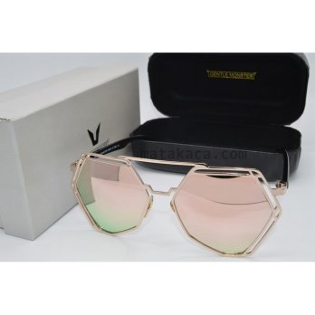 Kacamata Sunglass Gentle Monster Gregory Pink