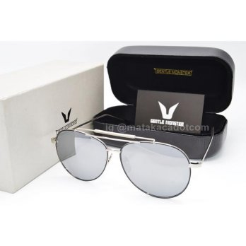 Kacamata Sunglass Gentle Monster 1866 Silver