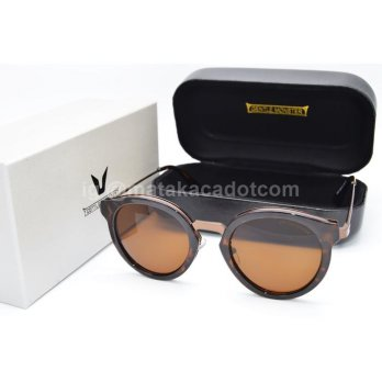 Kacamata Sunglass Gentle Monster 8181 Coklat