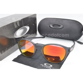 Kacamata Sunglass O*kl*y Latch Fire