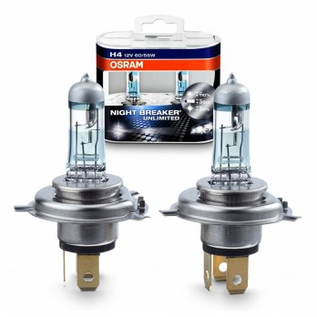 Osram H4 NBR Unlimited / H4 Nightbreaker Unlimited