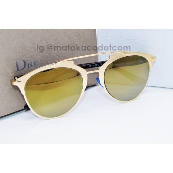 Kacamata Sunglass Dior Reflected Gold