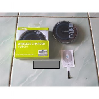 Universal Wireless Charger Smartphone Android Micro Usb