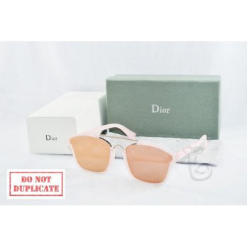 Kacamata Sunglass Wanita Dior Abstract Pink
