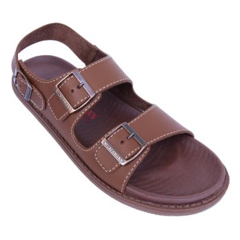 Neckermann Sandal Pria Eden 035 Light Brown