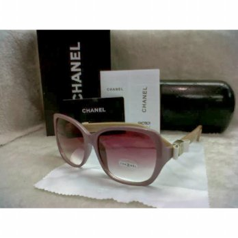 Kacamata Sunglass Chanel 1329 Pink Cream