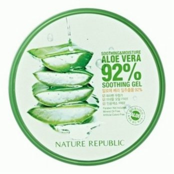 Nature Republic Aloe Soothing Gel