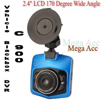 Car DVR 96620 Full HD Car Camera Vehicle Blackbox DVR C900 2.4