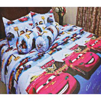 Chelsea - Bed Cover King Set Cars