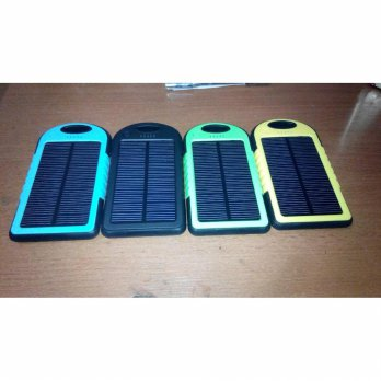 Power Bank Solar ( Tenaga Surya ) 80000 Mah