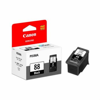 Jual Cartridge Original Canon PG-88 PG88 88 Black, Tinta Printer Canon E500 E510 E600 E610 Murah