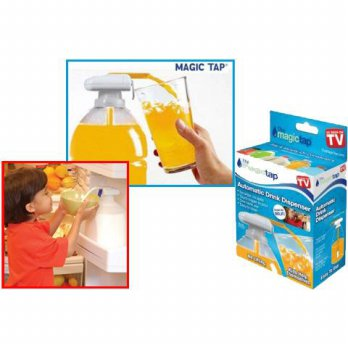 magic tap (pompa) botol minum