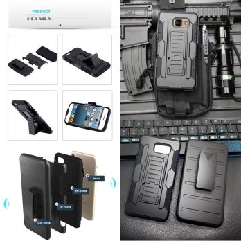 Belt Armor Case Samsung Galaxy A5 a510 (2016)