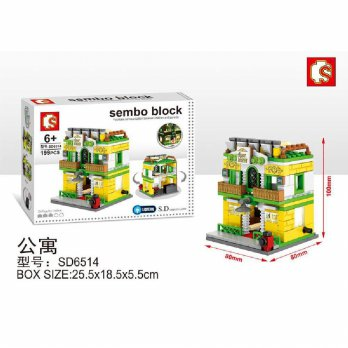 BRICKS SEMBO RETAIL STORE