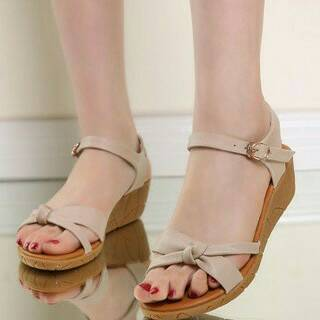 WEDGES SIMPLE MOCCA