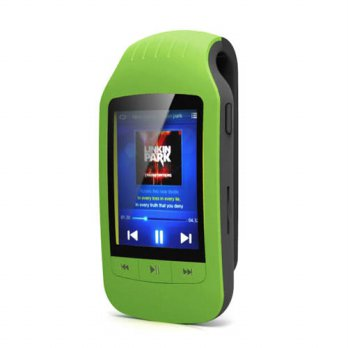 [globalbuy] HOTT A505 8GB MP3 Player Support Sport Pedometer Bluetooth FM Radio w/ TF Card/3779510