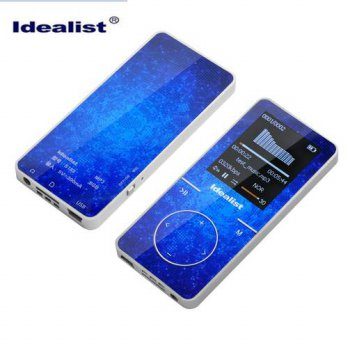 [globalbuy] Idealist 8GB MP4 Player with Armband and Earphones Music Video Sport Mp4 Playe/3779443
