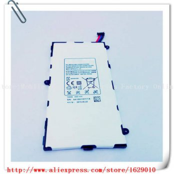 [globalbuy] 4000mAh 3.7v Li-ion Polymer Battery T4000E For Samsung GALAXY Tab 3 7.0 T210 T/3779383