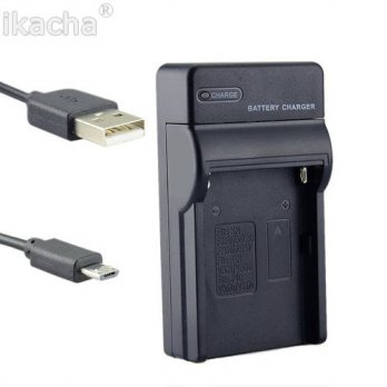 [globalbuy] NB-11L NB11L 11L USB Battery Charger For Canon CB-2LDC 2LDC CB-2LDE 2LDE A3500/3779263