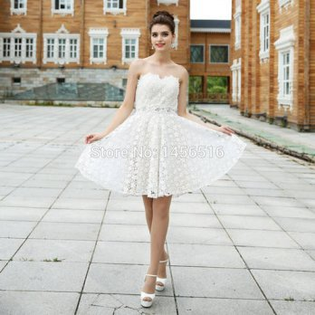 [globalbuy] Original Image Short Cocktail Dresses Ever Pretty 2016 New Arrival A line Swee/4224545
