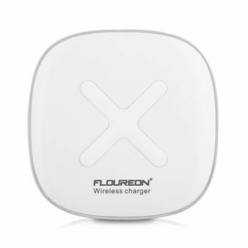 [globalbuy] Big Promotion Original Floureon A11 Intelligent Voice Wireless Charger for Dev/3779130