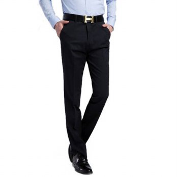 [globalbuy] Brand Clothing 2016 Spring New Arrive Models Pants Joggers Business Cotton Men/4218658