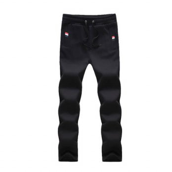 [globalbuy] Men Trousers Full Length Casual Man Joggers Autumn Fashion Mens Bottom Track P/4218656